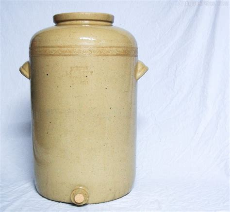antique jars antiques atlas large doulton lambeth cream glazed stoneware jar