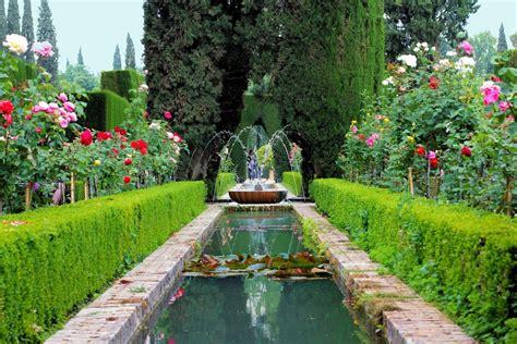 Jardin De L Alhambra Marrakech by Panoramio Photo Of Jardines Del Generalife La Alhambra