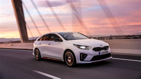 kia gt 2019 2019 kia proceed gt wallpapers hd images wsupercars