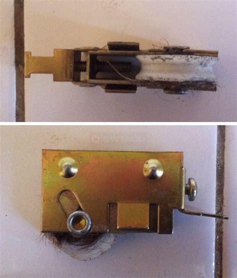sliding closet door rollers replacement replacement roller for closet doors swisco