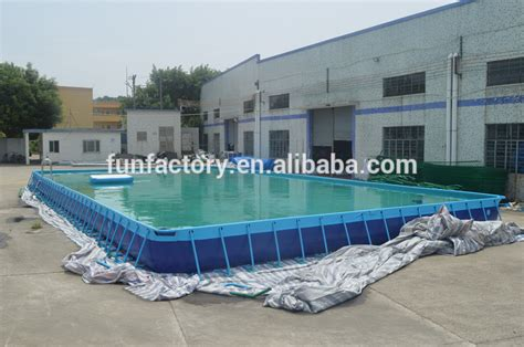 Frame Pool,metal Frame Swimming Pool,big Swimming Pool