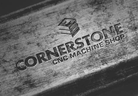 machine shop logo design brochure design  printing