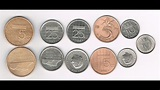 My Dutch guilders and cents coins from The Netherlands ...