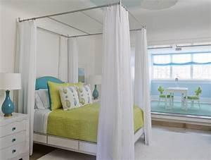 Turquoise Blue Headboard Cottage Girl39s Room Phoebe