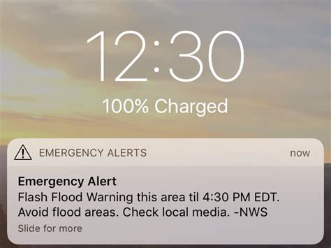 emergency alerts iphone how to turn emergency alerts on your iphone business