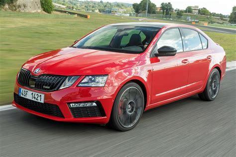 Skoda Octavia Vrs 245 (2017) Review By Car Magazine