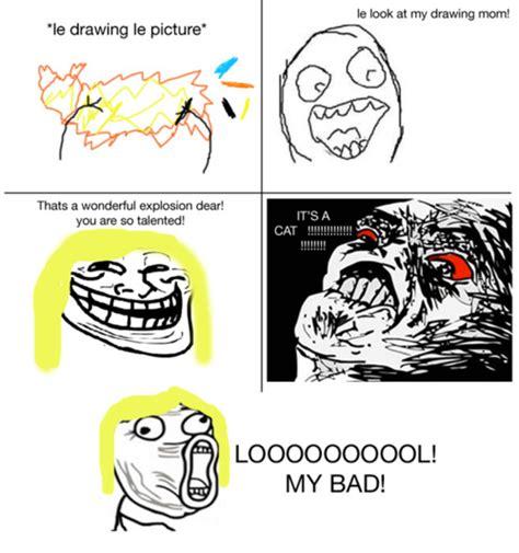 Meme Lol Face - lol troll info planet