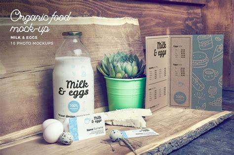 stunning food drink packaging design mockups