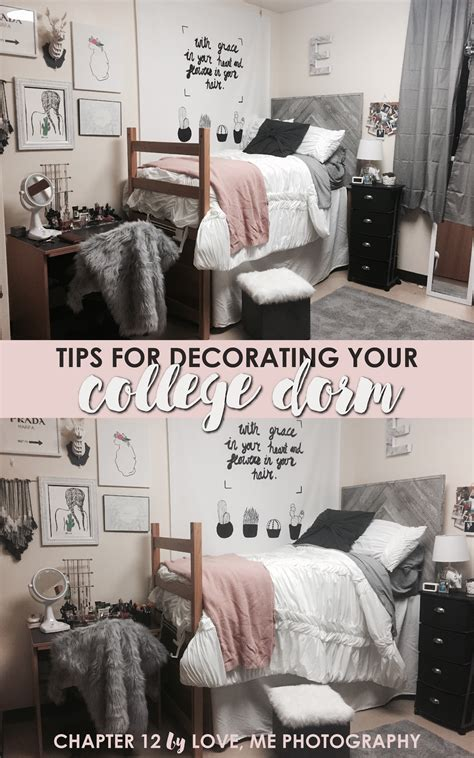 creative dorm room ideas    space  cozy