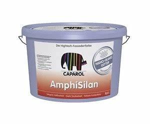 Amphisilan Nqg Preis : caparol amphisilan 12 5 l ab 49 95 preisvergleich bei ~ Frokenaadalensverden.com Haus und Dekorationen