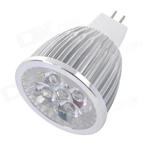 mr16 5w 300lm 3500k 5 led warm white spotlight bulb 12v
