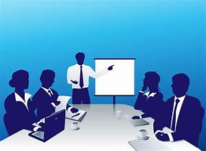 Business Conference Clipart
