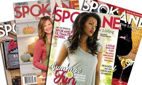 "KSPS Offers ""Spokane Coeur d'Alene Living"" Magazine with"