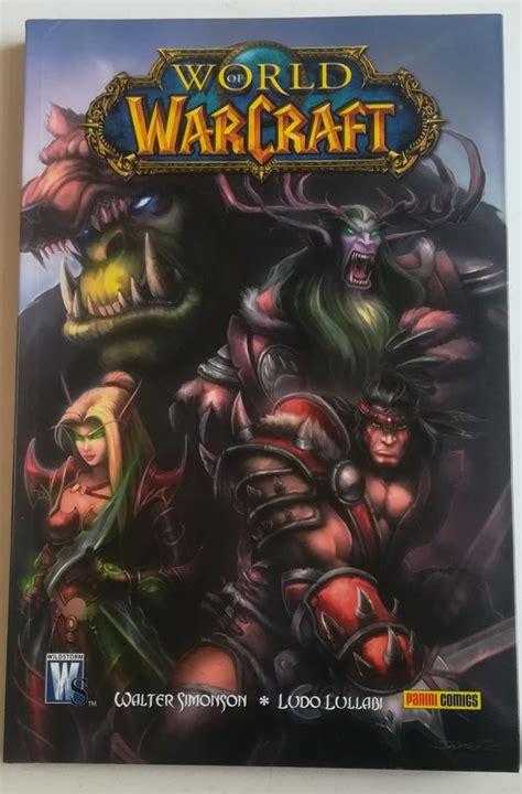 WORLD OF WARCRAFT Nº 1 | eBay | World of warcraft, Panini ...