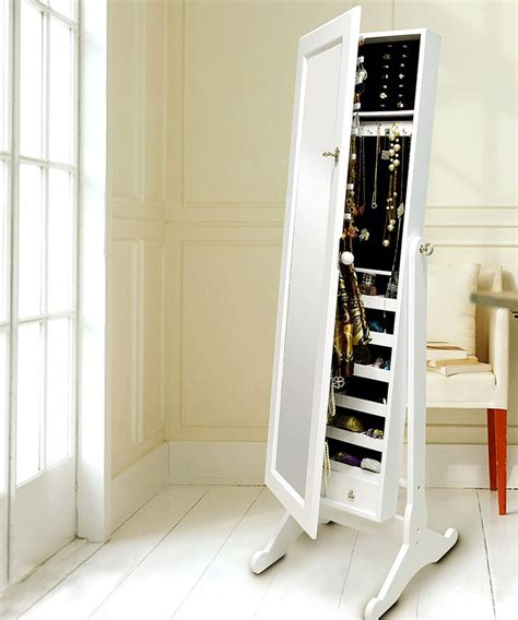 floor mirror that holds jewelry 1000 ideas about standing jewelry box on pinterest jewelry armoire armoires and jewelry mirror