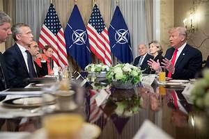 Epic: President Trump Eats NATO for Breakfast – Secretary ...