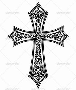 Pin Ornate Cross Tattoo Pictures To Pin On Pinterest Cake ...