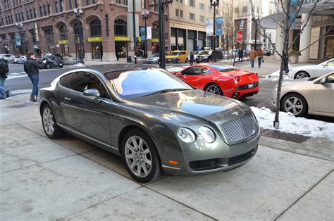 2005 Bentley Continental Gt Stock # B194aa For Sale Near