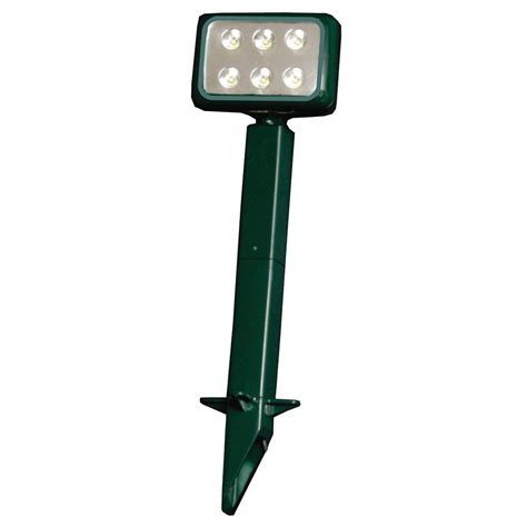 lumateq led landscape high impact light 120v 6 1w leds