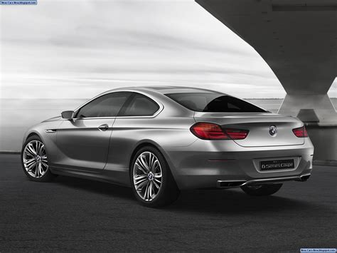 8 Series Coupe Modification by Bmw 6 Series Coupe Concept 2010
