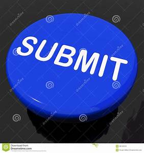 Submit Button Shows Submitting Submission Or Application ...
