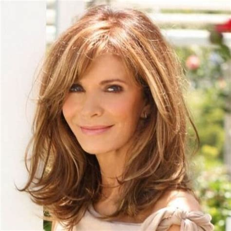 30 Medium Hairstyles for Women Over 50 Haircuts
