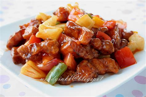 sweet and sour pork table for 2 or more sweet sour pork koo lou yoke 咕嚕肉 jolly belly 3
