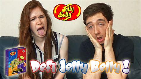 jelly belly challenge en couple notre pire degustation