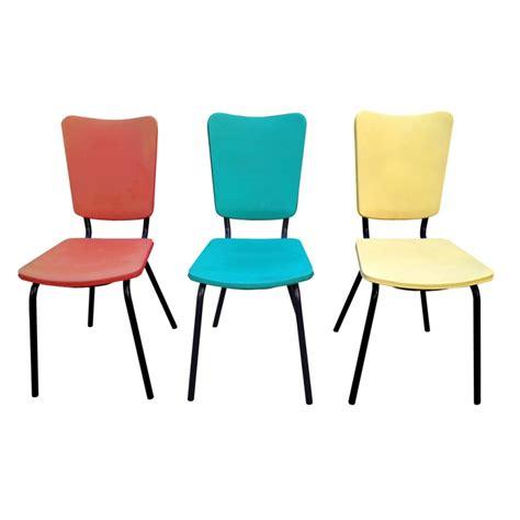 but chaises de cuisine chaises vintage rétro boutique