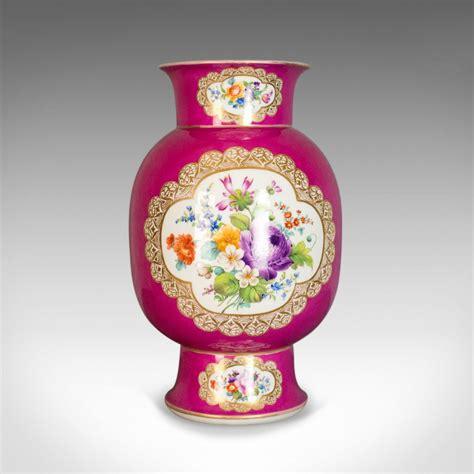 vintage vases for sale antique vase large german porcelain flower ar