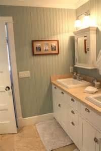 bathroom wall idea beadboard walls splish splash taking a bath