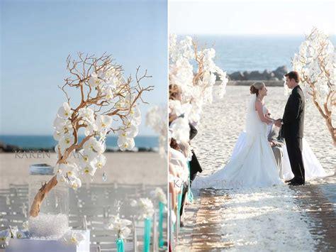 Beach Wedding : Tiffany Aqua Beach Wedding At The Hotel Del Coronado