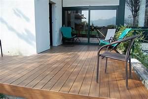 Terrasse En Bois Composite Prix : terrasse bois composite prix nos conseils ~ Edinachiropracticcenter.com Idées de Décoration
