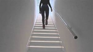Wandeinbauleuchten Für Treppen : led treppenbeleuchtung 22 innovative beispiele ~ Watch28wear.com Haus und Dekorationen
