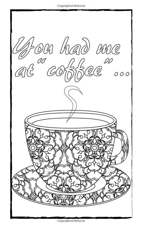 Coffee coloring book for adults double relaxation. AmazonSmile: Adult Coloring Books: Coffee Lovers Travel Edition (Volume 7) (9781519240972): Beth ...