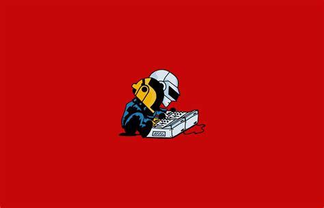 1400x900 Daft Punk Minimalism 1400x900 Resolution HD 4k ...