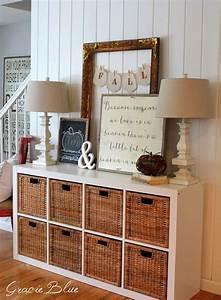 Ikea Kallax Flur : die besten 25 ikea kallax hack ideen auf pinterest ikea regale ikea hack schreibtisch und ~ Markanthonyermac.com Haus und Dekorationen