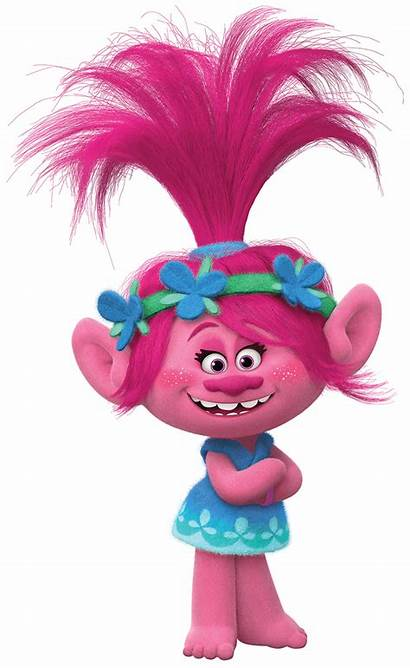 Trolls Poppy Tour Transparent Clipart Yopriceville Cartoon