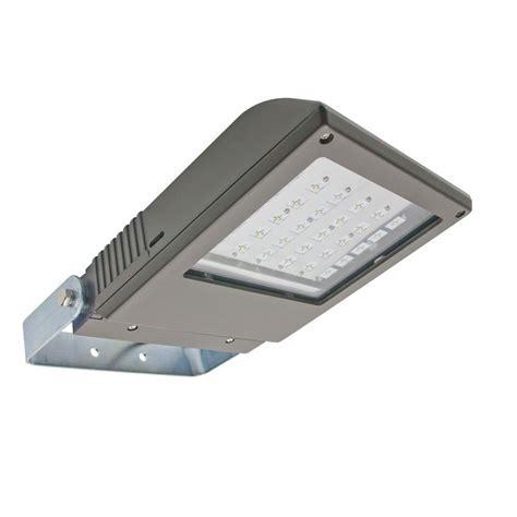irradiant bronze led outdoor wall mount area light af