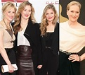 Meryl Streep and Daughters | Celebrities and Their Look ...
