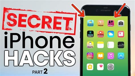 secret app iphone 10 secret iphone hacks in ios 10