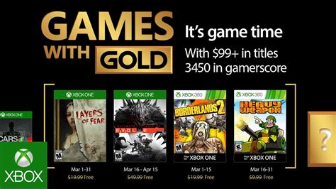 xbox 9ne games every xbox one and xbox 360 you can for free in march bgr
