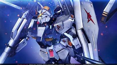 Gundam Mobile Suit Wallpapers Char Background Century