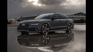 Audi S8 2017 : 2017 605hp audi rs7 performance in daytona gray matte acceleration revs exterior interior ~ Medecine-chirurgie-esthetiques.com Avis de Voitures