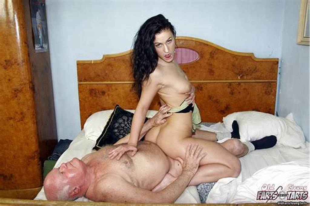 #Sick #Grandpa #Gets #Dirty #With #His #Cute #Teenage #House #Nurse