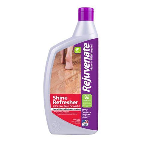 Rejuvenate Hardwood Floor by Rejuvenate 32 Oz Floor Refresher Rjrf32rtu The Home Depot