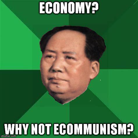 Mao Zedong Memes - communist expectations mao imgflip