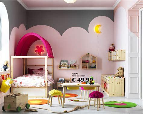 Ladari Per Camerette Bambini Ikea by Le Camerette Per Bambini Ikea Soddisfano Le Esigenze Di