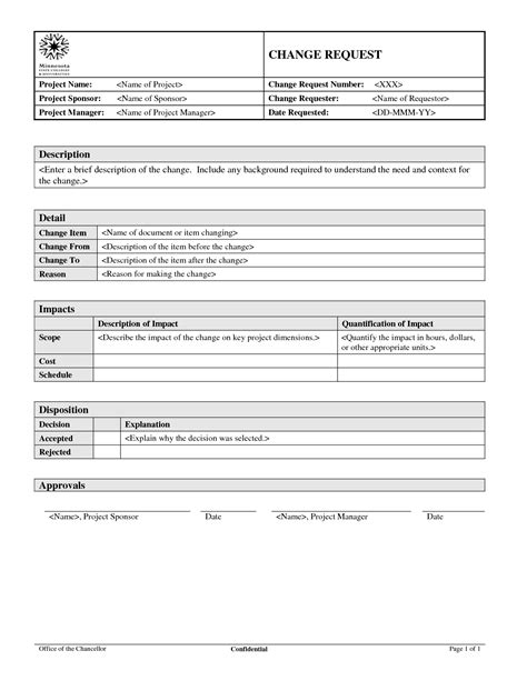 change template change management form template portablegasgrillweber