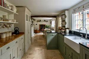 modern farmhouse kitchen design ideas kellysbleachersnet With kitchen colors with white cabinets with early american wall art